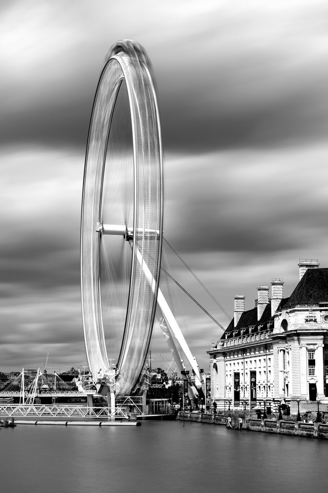 The London Eye, UK