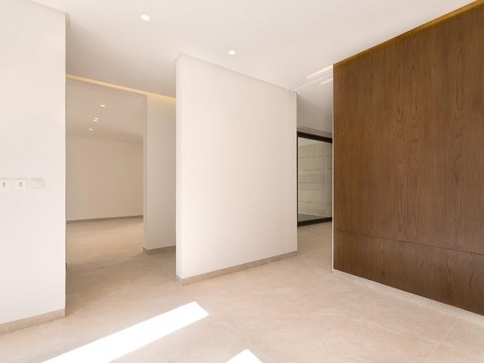Interiors; space.