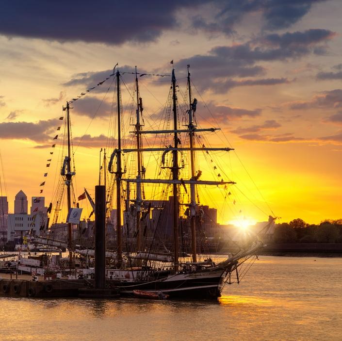Tall Ships Festival, London 2017