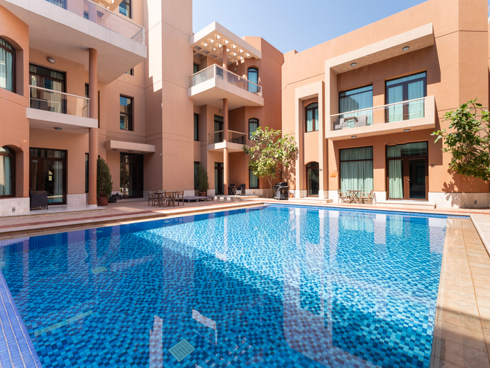 Mahboula Luxury Apartments